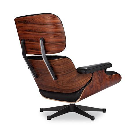 eames lounge chair replica black manhattan home design