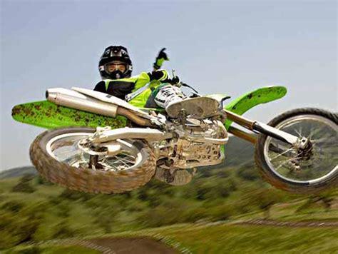 Winter Dirt Bike Racing » Justin Altman