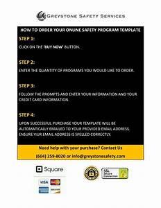 Saskatchewan Construction Safety Manual Template I Greystone