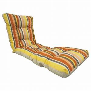 Coussin Chaise Longue : coussin de chaise longue ~ Teatrodelosmanantiales.com Idées de Décoration
