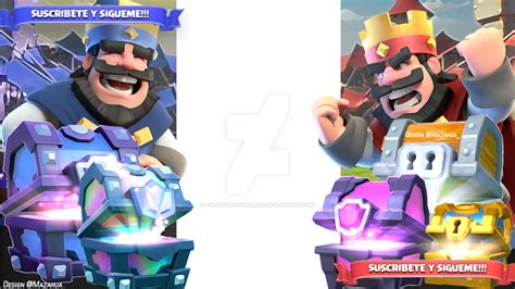 Clash Royale Thumnail Template by Overlay Clash Royale By Mazahua By Extasispsychedelic On