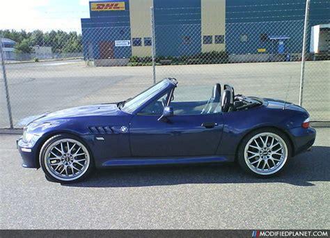 1999 Bmw Z3 With 19
