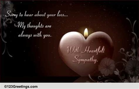 Sorry For Your Loss Quotes | Sorry For Your Loss Quotes And Sayings