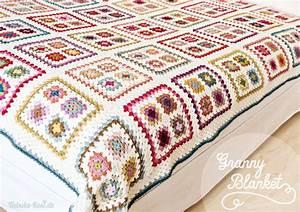 Granny Square Decke : granny blanket endlich fertig tabula rosi ~ Buech-reservation.com Haus und Dekorationen