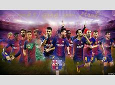 Fc Barcelona Desktop Wallpaper 20172018 by GraphicSamHD