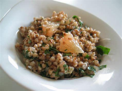 recettes de julie andrieu cuisine taboulé de sarrasin au pamplemousse jeanotte et jifoutou