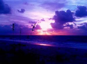 Purple Sunrise Wallpaper | Zoom Wallpapers