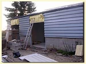 Tole Bardage Pas Cher : bardage en tole acier rev tements modernes du toit ~ Premium-room.com Idées de Décoration
