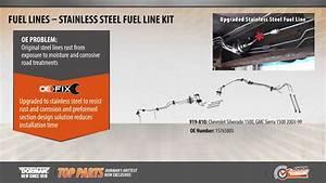 2005 Chevy Silverado Fuel Line Diagram