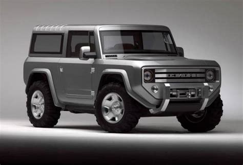 ford ranger  bronco comeback   trucks