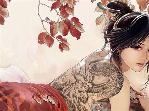 tattoos paintings desktop  hd wallpaper