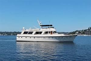 1983 Stephens Motor Yacht Power Boat For Sale Www