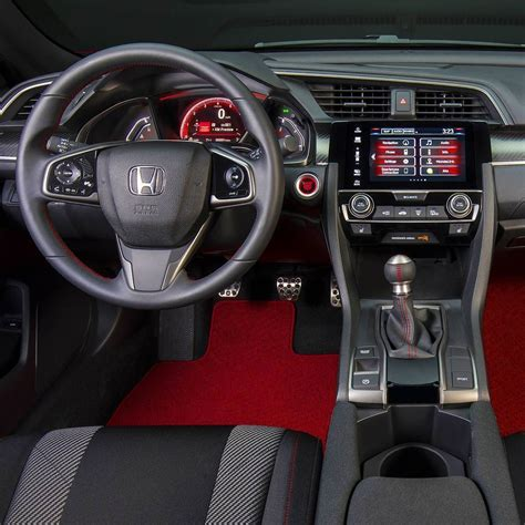 Maybe you would like to learn more about one of these? Honda Civic Si Prototype 2017 Esse é o interior do novo ...