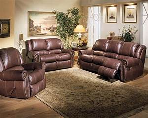 living room decor ideas with brown furniture With leather sofa living room design