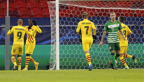 Ferencvaros 0-3 Barcelona: 5 talking points as Ousmane ...