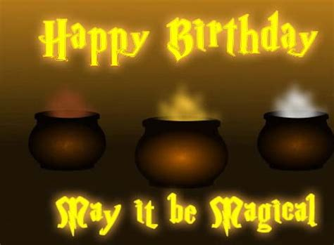 magical birthday  happy birthday ecards greeting cards