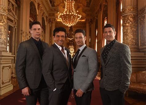 Il Divo Gruppo David Miller From Il Divo On How The Formula Still Works Rnz