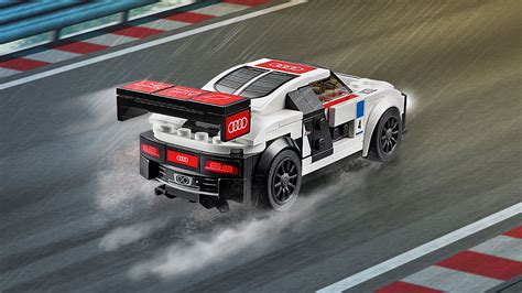 lego audi r8 audi r8 lms ultra 75873 products speed chions lego