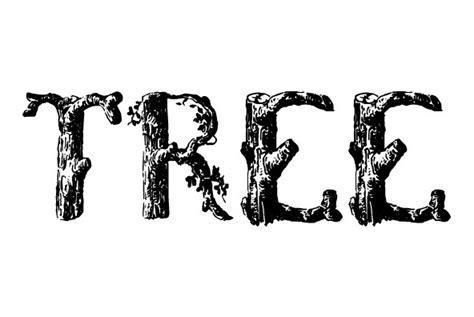wood font desktop font webfont youworkforthem