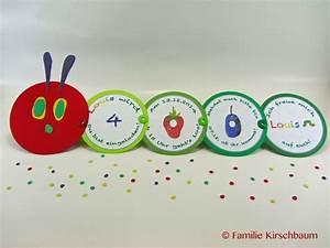 Spiele Auf Kindergeburtstag : kleine raupe einladung kindergeburtstag von familie kirschbaum auf ~ Whattoseeinmadrid.com Haus und Dekorationen