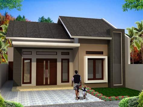 desain rumah minimalis  biaya  juta kumpulan