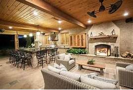 Outdoor Kitchens And Fireplaces by Outdoor Kitchens And Patios Champion Property Improvement