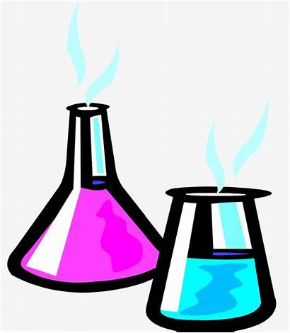Clipart Beaker Chemical Chemistry Explosion Science Class