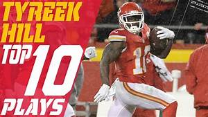 Tyreek Hill39s Top 10 Plays Of The 2016 Season NFL