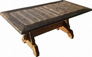 Finding the Artistic Old Barn Wood Furniture TrellisChicago