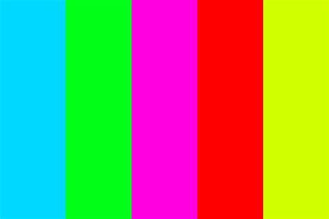 electrical colors electric colors color palette