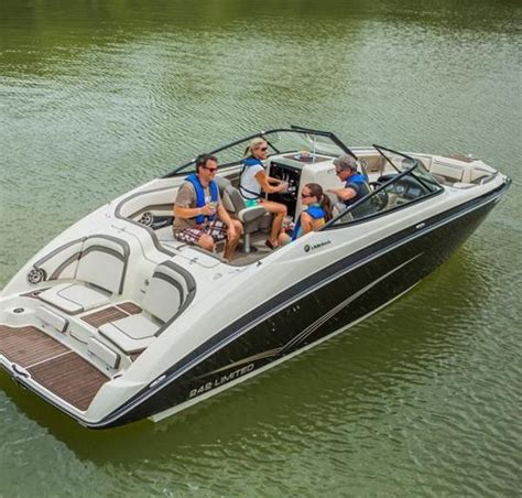 Deck Boat Yamaha by Deck Yamaha Boats For Sale Boats