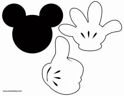 Mickey Mouse Minnie Birthday Booth Printable Clubhouse