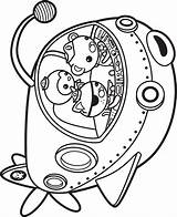 Submarine Octonauts Coloring Printable Disney Peso Shellington Cartoon Categories Kwazii Captain Drive2vote Ship Coloringonly sketch template