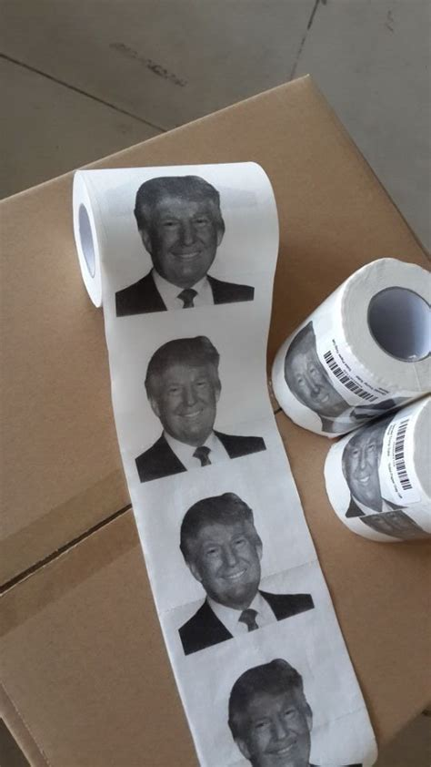 who cleans donald trumps toilet factory wholesale 3 ply donald trump printed toilet paper
