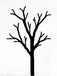 Simple Dead Trees - ClipArt Best