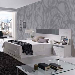 Chambre a coucher italienne moderne simple de with for Meuble disign chambre