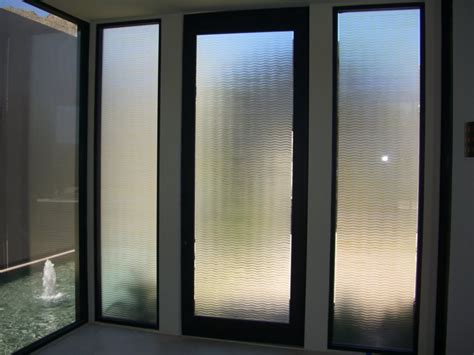 Frosted Glass Doors For Modern Day Homes And Offices