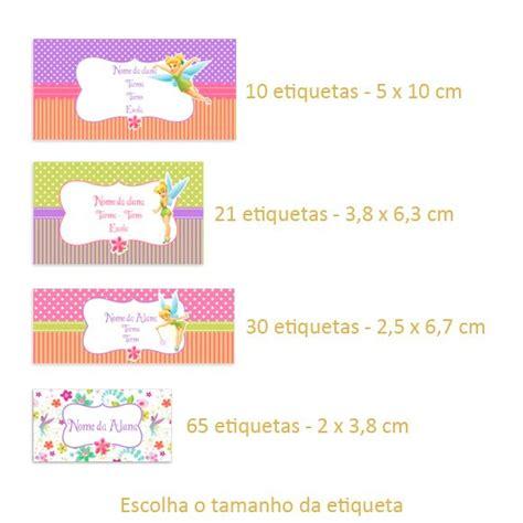 kit etiqueta escolar fada sininho tinkerbell frete gr 225 tis r 15 00 em mercado livre