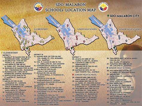school map sdo malabon city