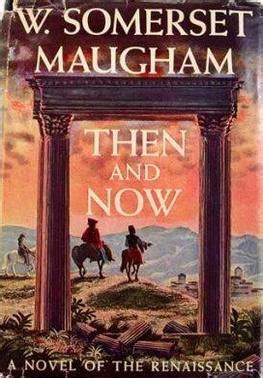 Then and Now (novel) - Wikipedia
