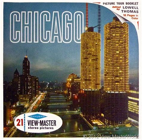 chicago master packet a551