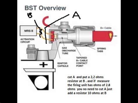 battery safety terminal bypass seriesnet forums