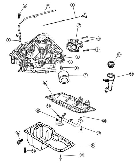 Dodge Engine Diagram For 5 7 by 2006 Dodge Ram 2500 Engine Oiling 5 7l Engine Hemi
