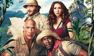 Jumanji Sequel is Sony's Highest-Grossing Domestic Release
