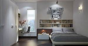 19, Practical, Bedroom, Workspace, Ideas, For, Small, Homes