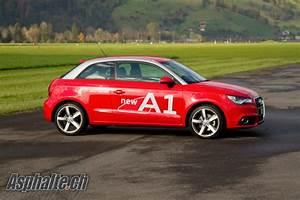 Essai Audi A1 : essai audi a1 tout d une grande ~ Medecine-chirurgie-esthetiques.com Avis de Voitures