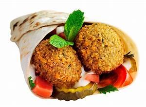 How To Make Lebanese Falafel - Sandwich Falafel - طريقة ...