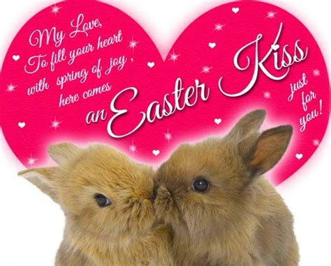 easter love cards  easter love ecards greeting cards