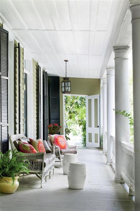 Southern Front Porch Whistler by 7 Southern Porches Cococozy