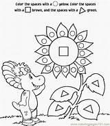 Barney Coloring Printable sketch template